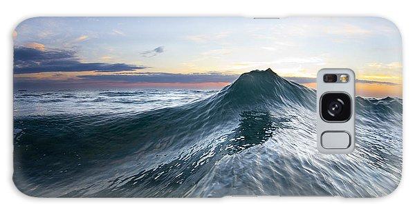 Water Ocean Galaxy Case - Sea Mountain by Sean Davey