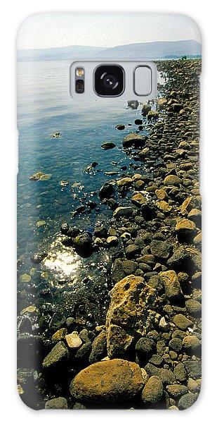 Sea Of Galilee Shore Galaxy Case by Dennis Cox WorldViews