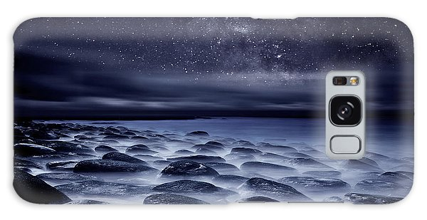 Sea Of Tranquility Galaxy Case