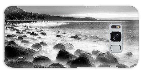 Rock Galaxy Case - Sea Rocks by Fran Osuna