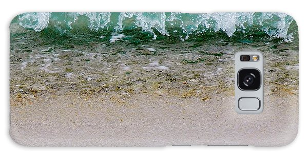 Sea Shore Colors Galaxy Case