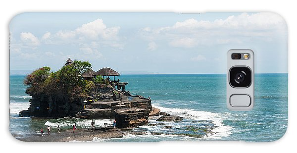 Place Of Worship Galaxy Case - Sea Temple, Tanah Lot Temple, Tanah by Panoramic Images