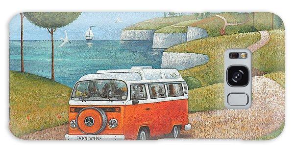 Caravan Galaxy Case - Sea Van Variant 1 by MGL Meiklejohn Graphics Licensing