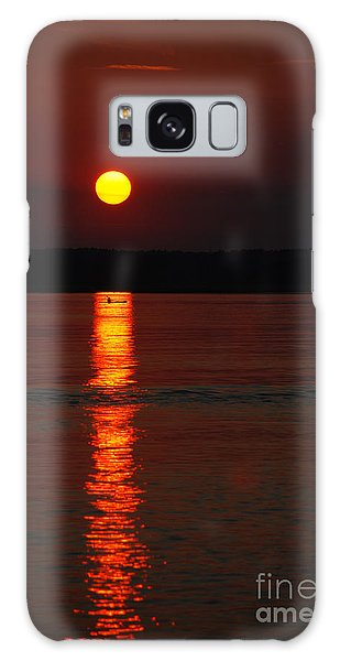 Seabrook Sunset Galaxy Case