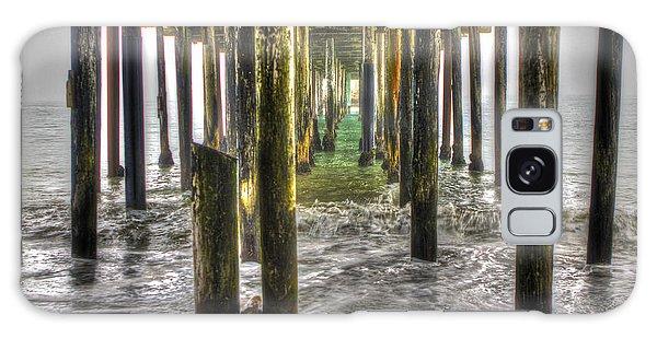 Seacliff Pier Galaxy Case