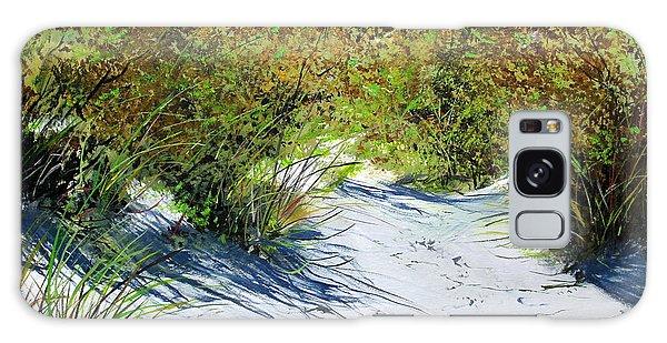 Seagrass Galaxy Case by Ken Ahlering