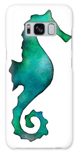 Seahorse Galaxy Case by Laura Bell