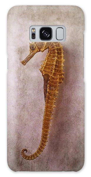 Seahorse Still Life Galaxy Case