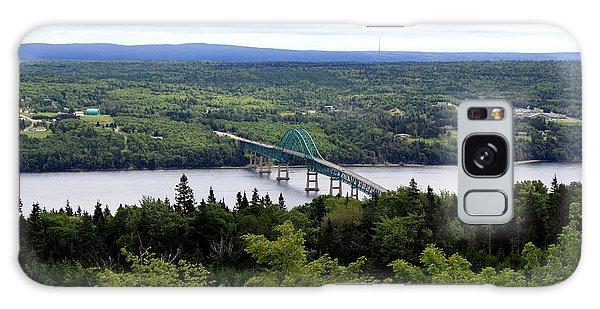 Seal Island Bridge Galaxy Case