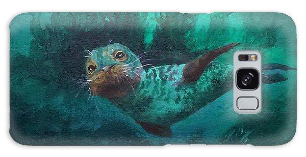 Seal Galaxy Case