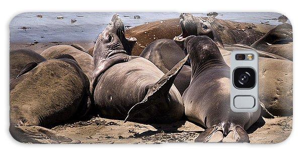 Seal Team 3 By Denise Dube Galaxy Case