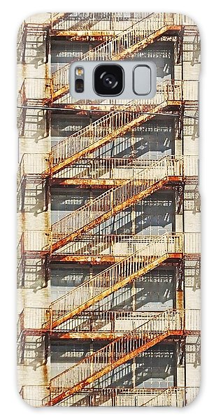 Sears Crosstown Fire Escape Memphis Tn Galaxy Case