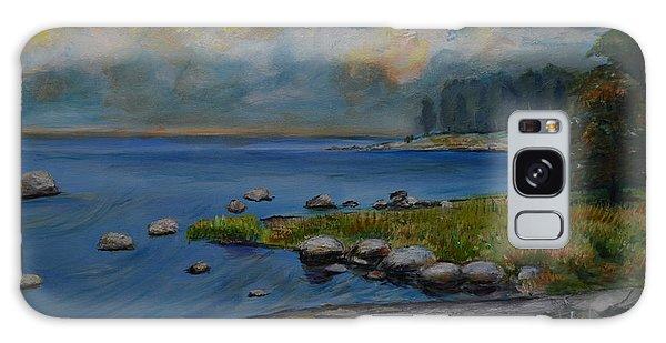 Seascape From Hamina 2 Galaxy Case