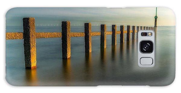 Sea Galaxy Case - Seascape Wales by Adrian Evans