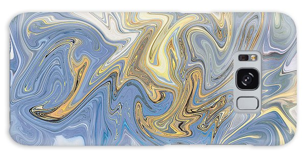 Seascapes Galaxy Case