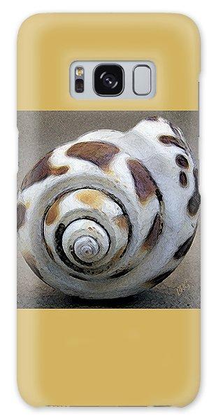Seashells Spectacular No 2 Galaxy Case