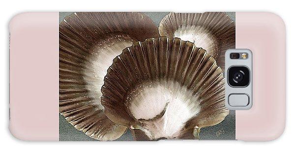Seashells Spectacular No 22 Galaxy Case