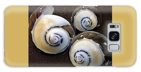 Seashells Spectacular No 23 Galaxy Case