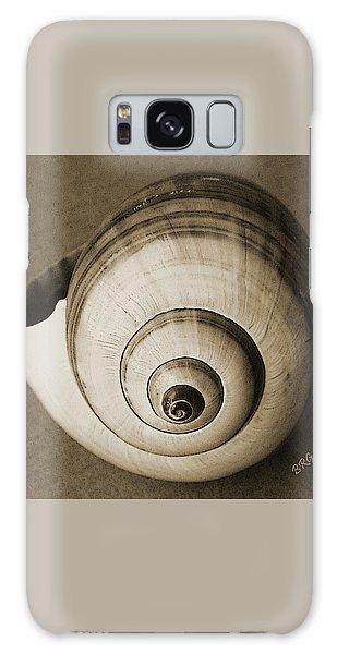 Seashells Spectacular No 25 Galaxy Case