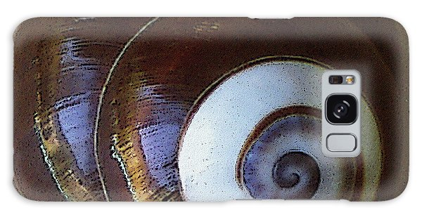 Seashells Spectacular No 26 Galaxy Case