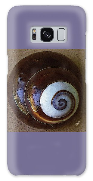 Seashells Spectacular No 26 Galaxy Case