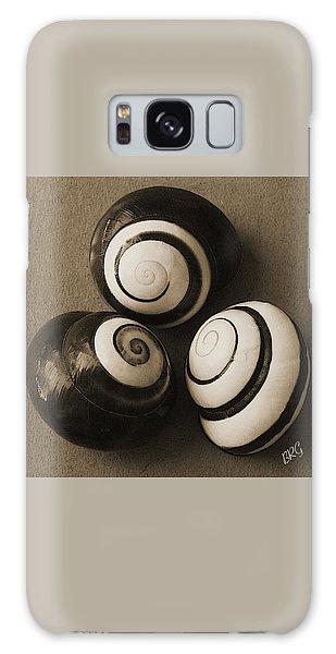 Seashells Spectacular No 28 Galaxy Case