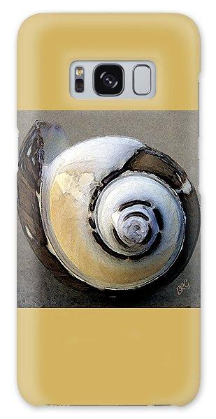 Seashells Spectacular No 3 Galaxy Case