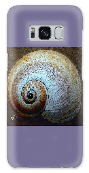 Seashells Spectacular No 36 Galaxy Case by Ben and Raisa Gertsberg