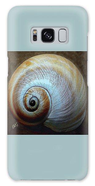 Seashells Spectacular No 36 Galaxy Case