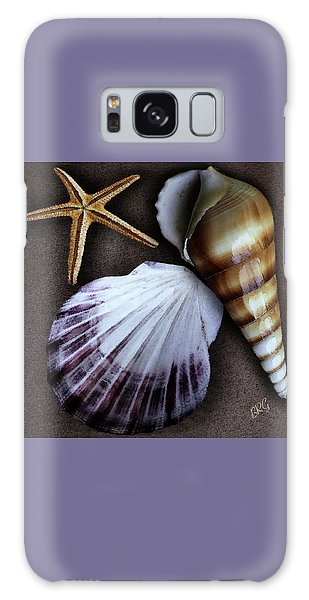 Seashells Spectacular No 37 Galaxy Case