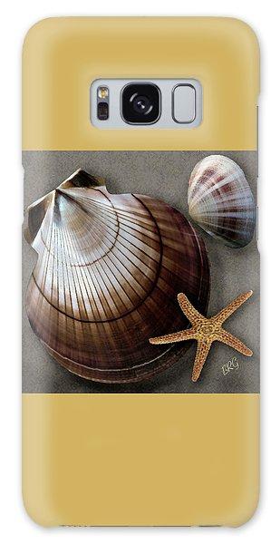 Seashells Spectacular No 38 Galaxy Case