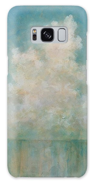 Iridescent Galaxy Case - Seaside by Pam Talley