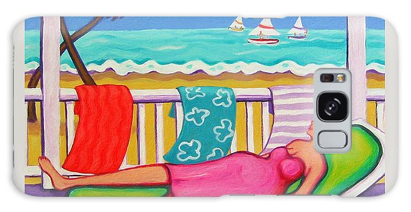 Seaside Siesta Galaxy Case