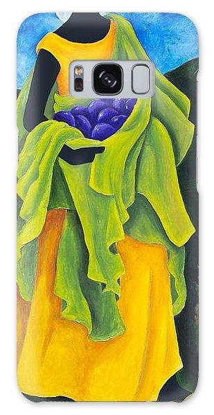 Scarf Galaxy Case - Season Cayemite by Patricia Brintle