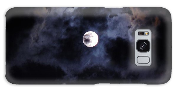 Seasonal Blue Moon IIi Galaxy Case