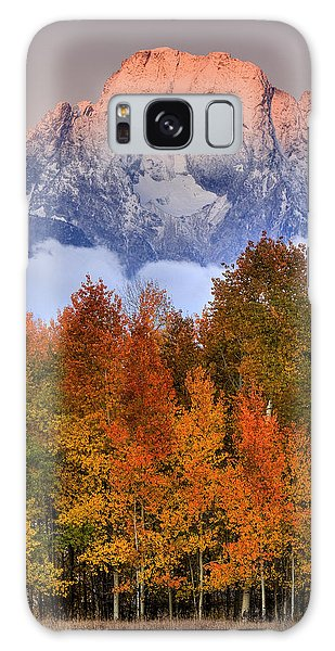 Seasons Change Galaxy Case by Aaron Whittemore