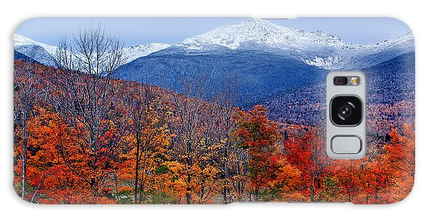 Seasons' Shift #2 - Mount Washington - White Mountains Galaxy Case