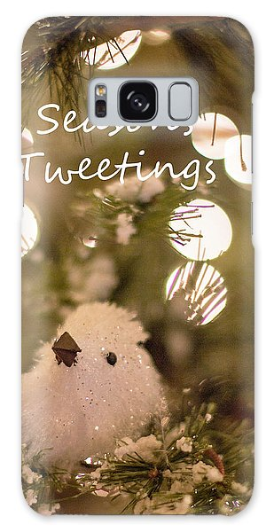 Seasons Tweetings Galaxy Case