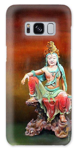 Seated Kuan Yin Galaxy Case