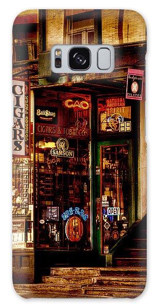 Seattle Cigar Shop Galaxy Case