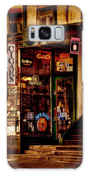 Seattle Cigar Shop Galaxy Case