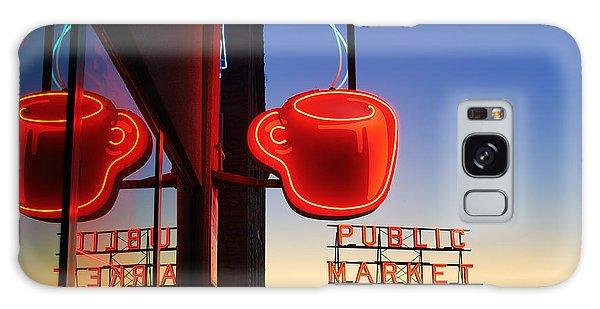 Seattle Coffee Galaxy Case