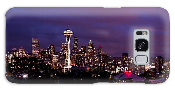 Seattle Night Galaxy Case