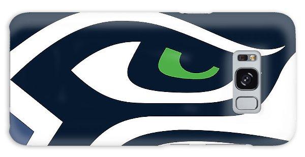 Nerd Galaxy Case - Seattle Seahawks by Tony Rubino