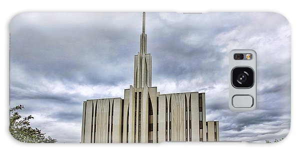 Seattle Temple Galaxy Case