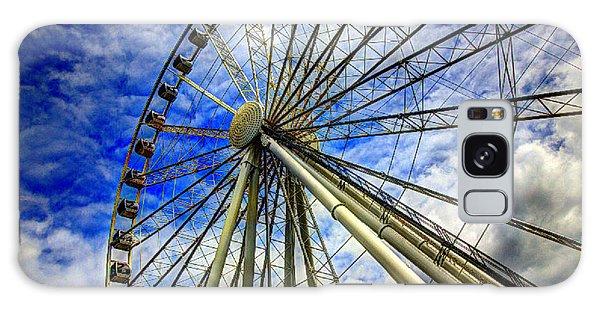 Seattle's Great Wheel Galaxy Case