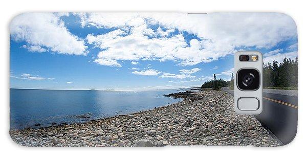Seawall - Acadia Galaxy Case