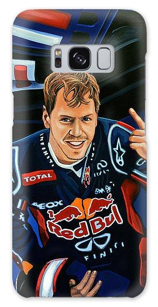 Bull Art Galaxy Case - Sebastian Vettel by Paul Meijering
