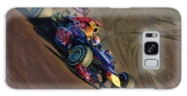 Sebastian Vettel - Red Bull Galaxy Case