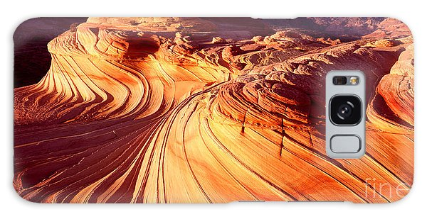 Second Wave In The North Coyote Buttes Galaxy Case